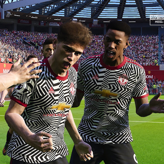 Adidas Manchester United 20 21 Third Kit Prediction Footy Headlines