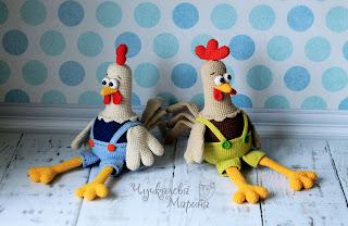 описание мастер-класс crochet toy pattern