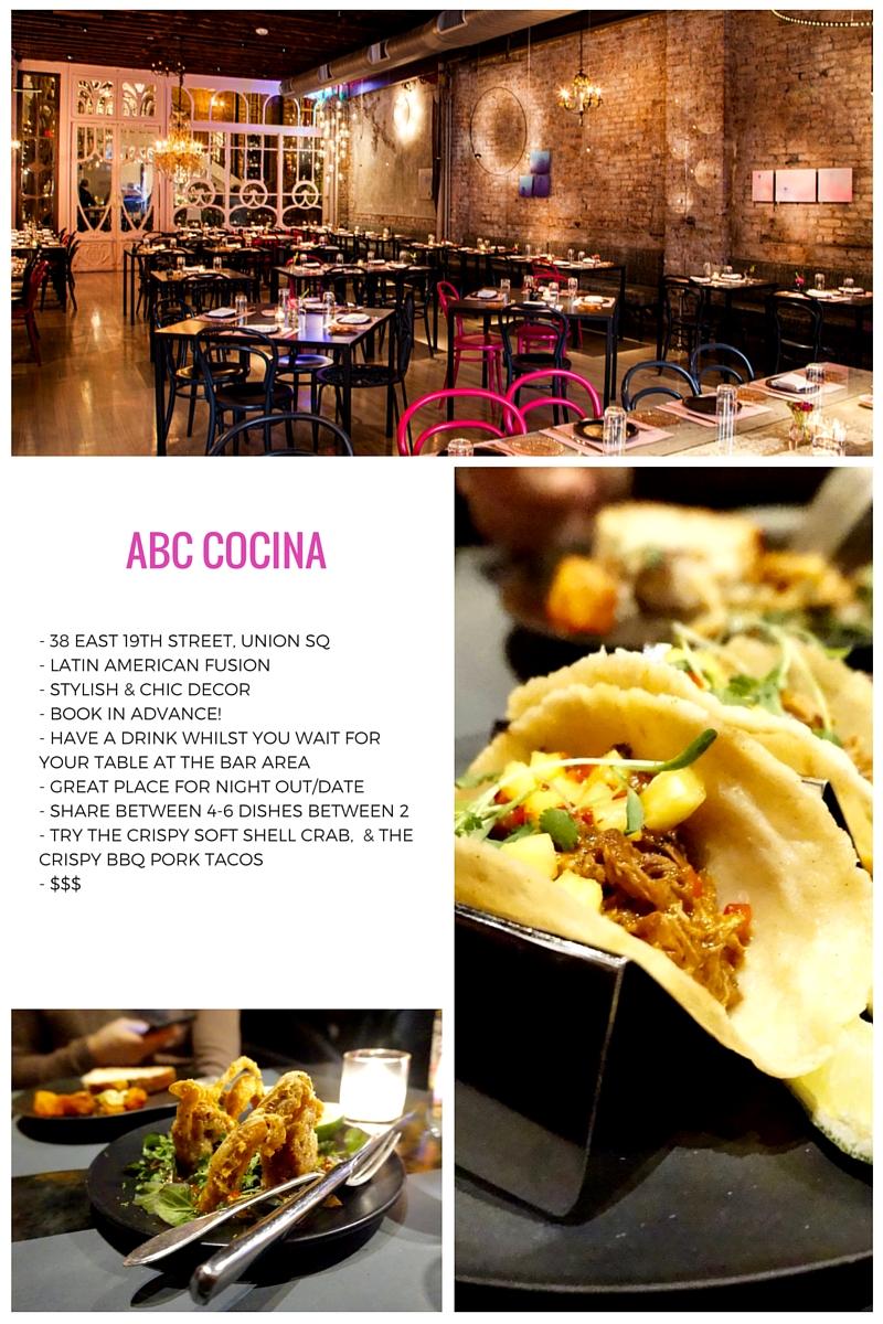 ABC cocina