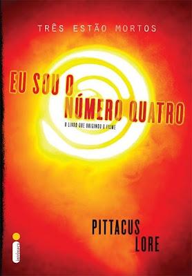 Resenha: O Poder dos Seis, de Pittacus Lore. 17