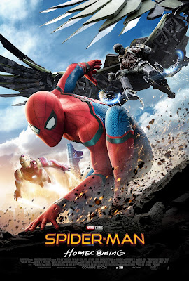 Poster Sipiderman: Home Coming