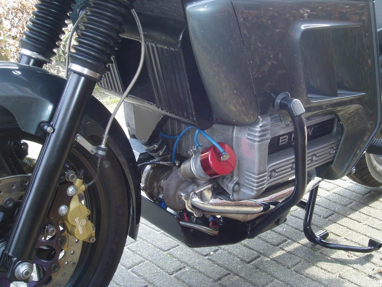 Buell Turbo Kit – Idea di immagine del motocicletta