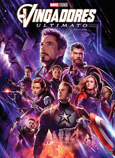 Vingadores: Ultimato - BDRip Dual Áudio