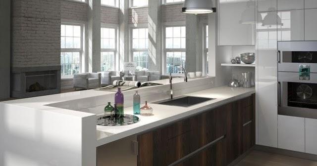 Appunti di casa una cucina essenziale for Casa essenziale