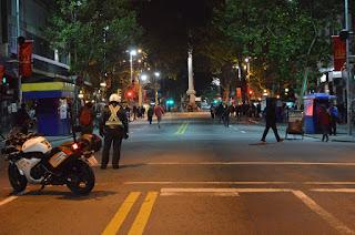 21 Marcha del Silencio. Plaza Cagancha.