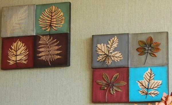 Make Your House Feels Like Autumn With Decorative Wall Art