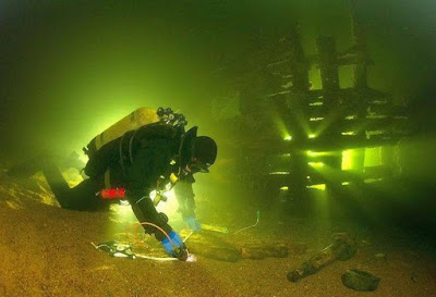 New tech and tools to map, protect underwater treasures
