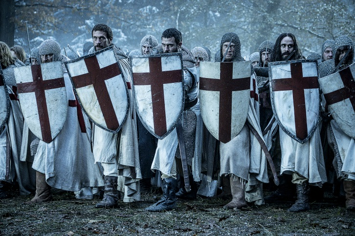 Knightfall - Episode 1.10 - Do You See The Blue? (Season Finale) - Promotional Photos