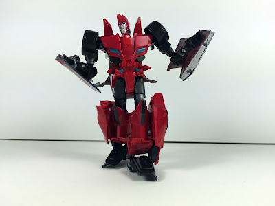 transformers robots in disguise warrior sideswipe
