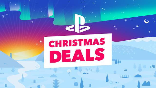 عروض أعياد الميلاد تنطلق على متجر PlayStation Store و ألعاب رهيبة بسعر مناسب جدا ..