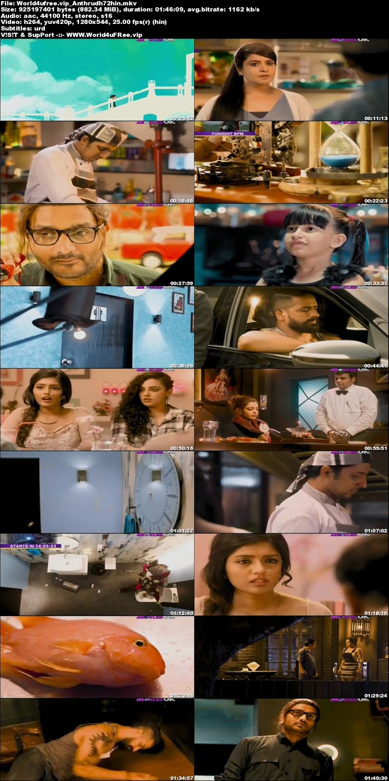 Antharyudh (Awe) 2018 Hindi Dubbed 720p HDTV 900Mb x264 world4ufree.vip , South indian movie Antharyudh (Awe) 2018 hindi dubbed world4ufree.vip 720p hdrip webrip dvdrip 700mb brrip bluray free download or watch online at world4ufree.vip