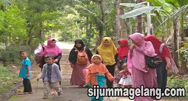 Sijuman Di Dusun Nggayu, Ringin Putih, Borobudur, 04 Januari 2019