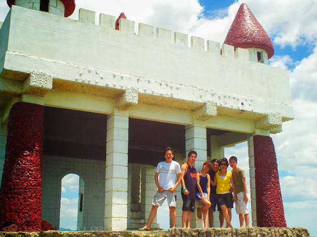Island Hopping -White Castle Island in Subic