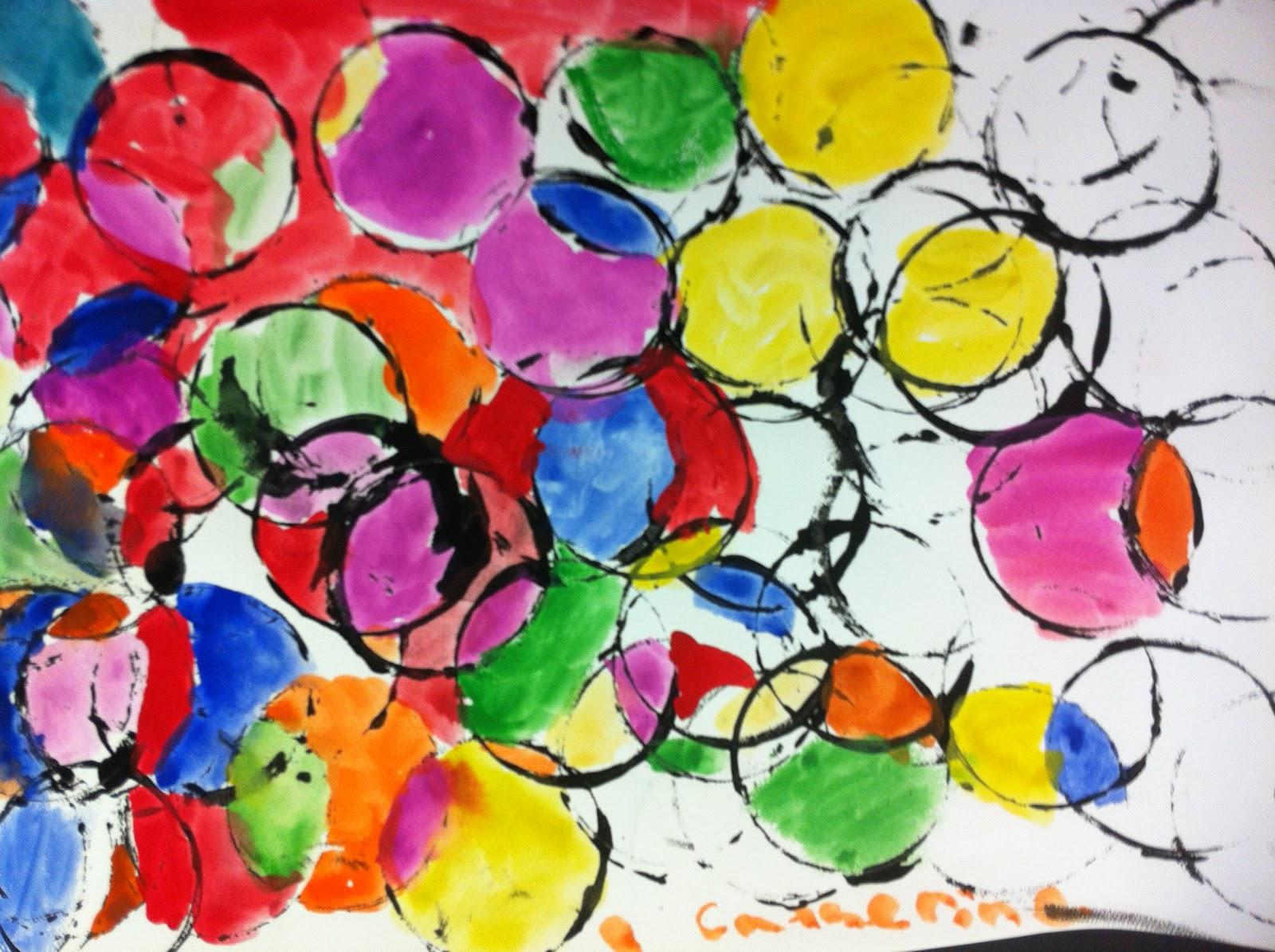 Art At Herod Kindergarten And Kandinsky