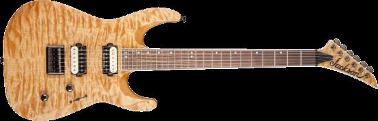 Đàn Guitar Điện Jackson Pro Dinky DK2Q HT NAT