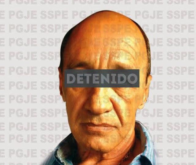 Capturan a ex funcionario de Guanajuato