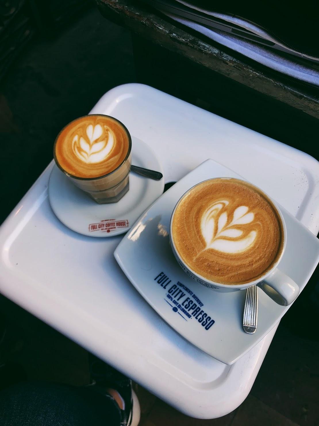 """""""Cafes"""