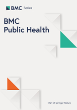 Image of the front cover of BMC Public Health Journal