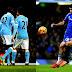 Premier League: City goleia e Chelsea empata aos 98'