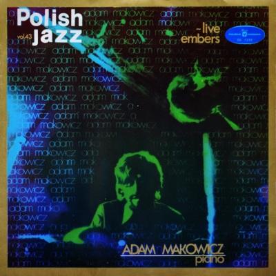 Adam Makowicz - Live Embers