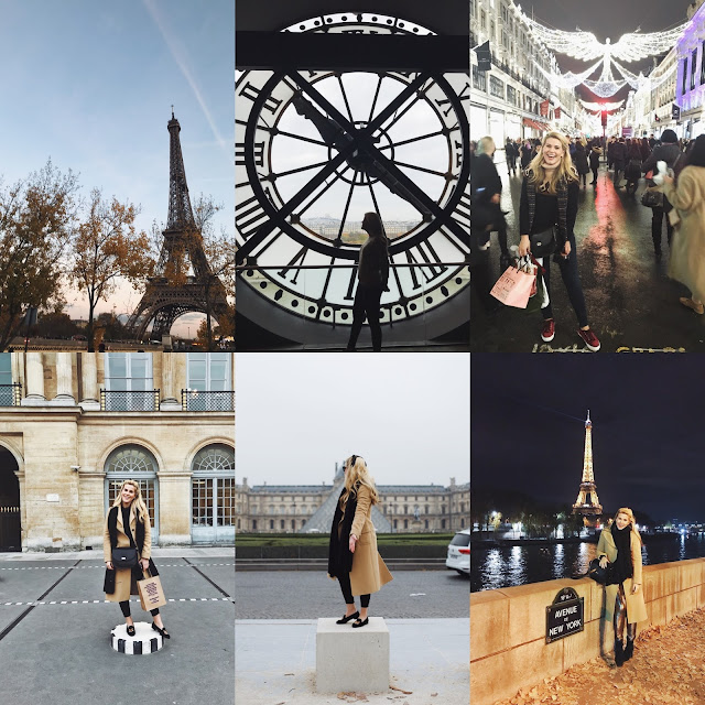 Paris Late Fall Itinerary