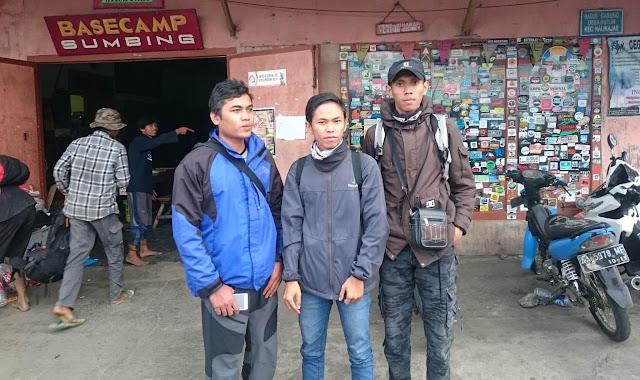 Basecamp Gunung Sumbing