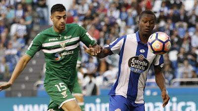 Ver Leganés vs Deportivo Coruña EN VIVO Online Gratis 2017