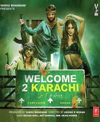 Welcome 2 Karachi 2015 Hindi Movie Download