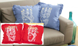 Logo Vinci gratis coppia di cuscini '' I Mori''