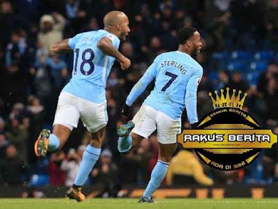 Sterling Menjadi Bagian Penting Untuk Manchester City