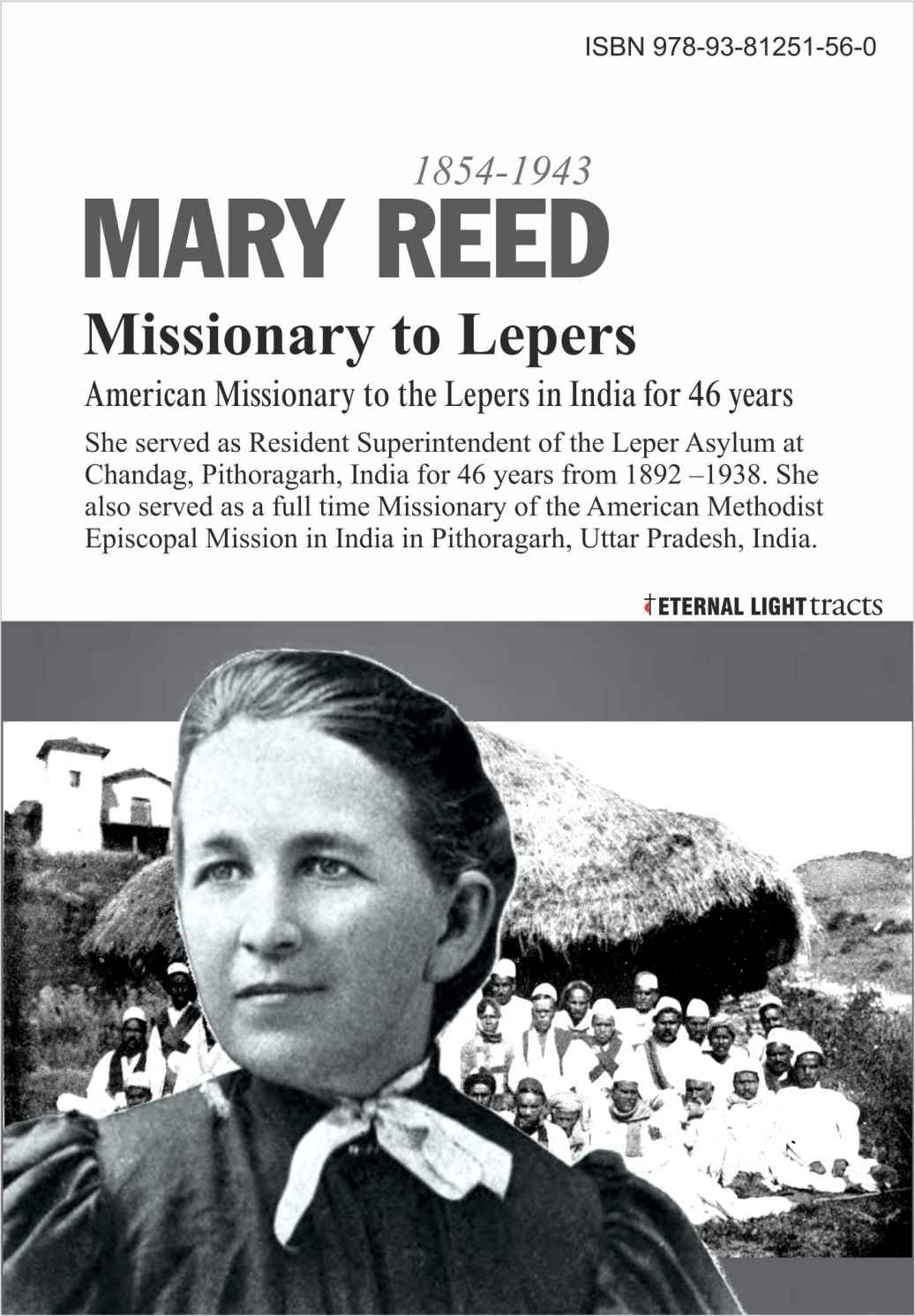 Mary Reed, an American missionary to India