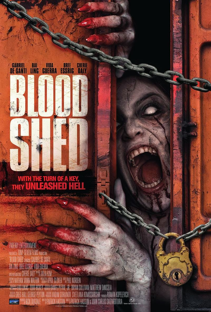 American Weapon (Blood Shed) (2014)