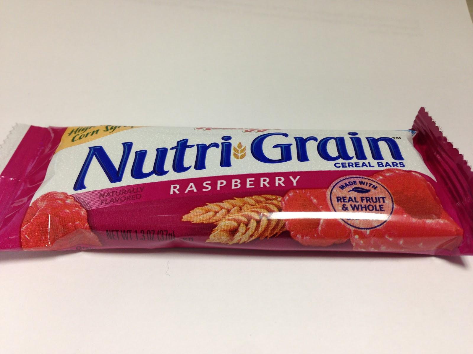 Kelloggs Nutri-grain Protein Breakfast Cereal