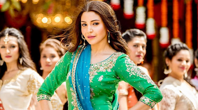 Anushka Sharma as Aarfa in Sultan