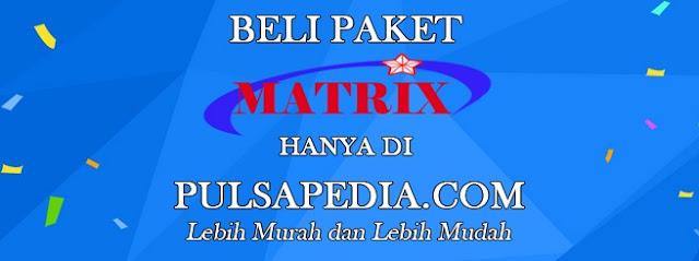 Pembelian Paket Merdeka Matrix Garuda