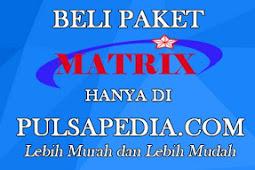 Harga Paket Matrix Garuda Bulan Februari 2019