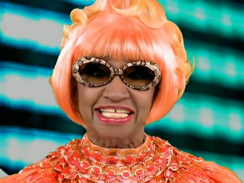 Celia Cruz - ¨La Negra tiene tumbao¨ - Videoclip - Dirección: Ernesto Fundora. Portal Del Vídeo Clip Cubano - 01