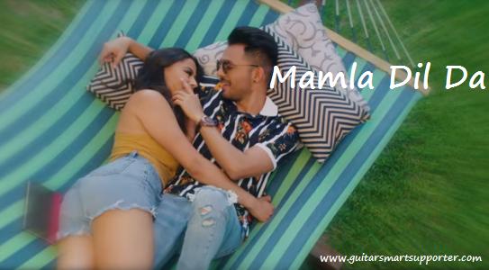 mamla-dil-da-tony-kakkar-guitar-chords