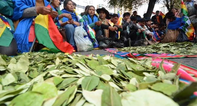 Celebraciones en Bolivia
