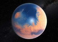 Mars: The Planet that Lost an Ocean's Worth of Water