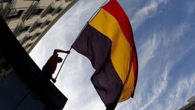 Bandera, valencia, ayuntamiento, republicana, republica