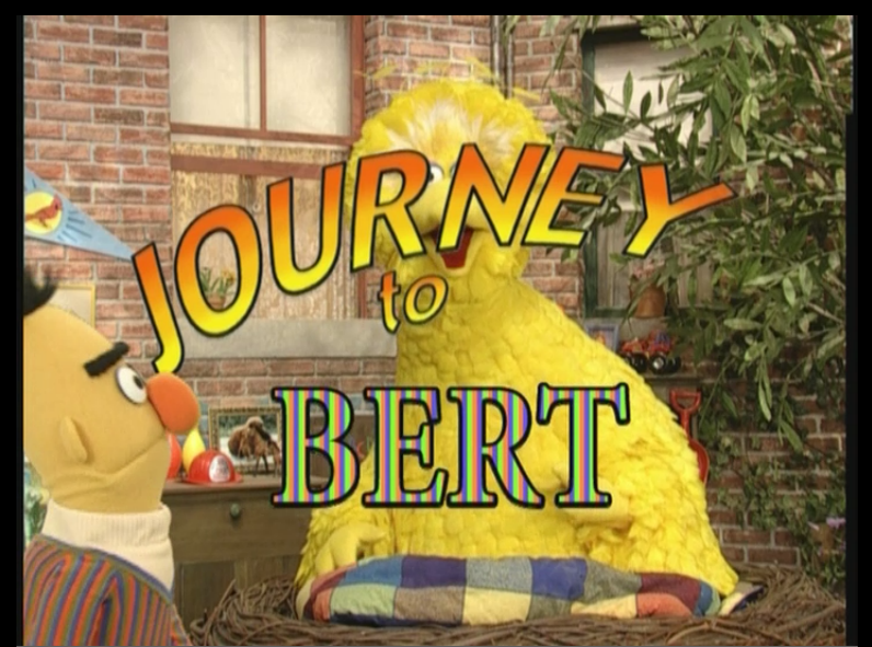 Chaos To Art: The Bert Conspiracy