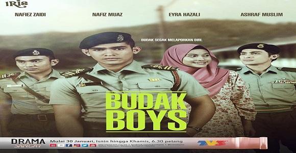 Budak Boys (2018)