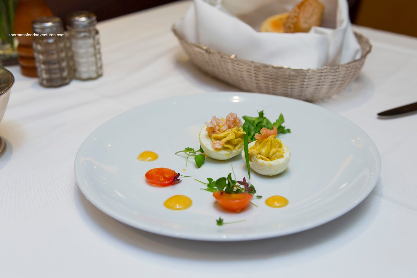 Sherman\'s Food Adventures: Holland America MS Westerdam Vista Dining ...