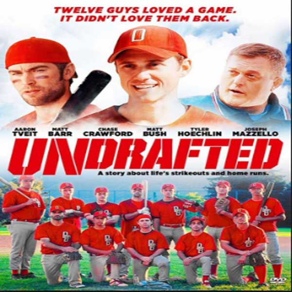 Undrafted, Film Undrafted, Undrafted Synopsis, Undrafted Trailer, Undrafted Review, Download Poster Film Undrafted 2016