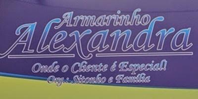ARMARINHO ALEXANDRA / TEREZINHA/PE