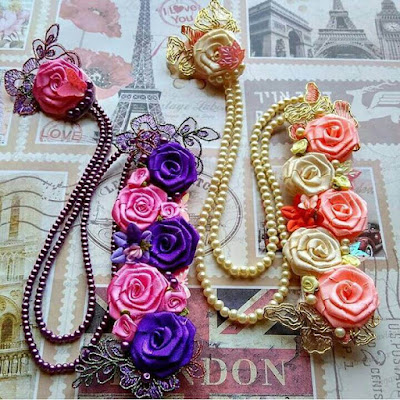 Hijab Pin or Brooch Creative Business Opportunity Rich Art