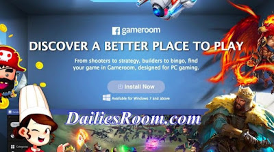 Facebook Games for PC | Install Facebook Gameroom free | How Can I Play games on Facebook (window 7)