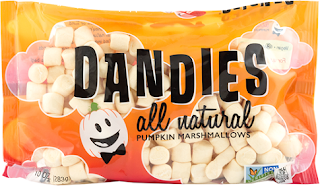 dandies marshmallow pumpkin