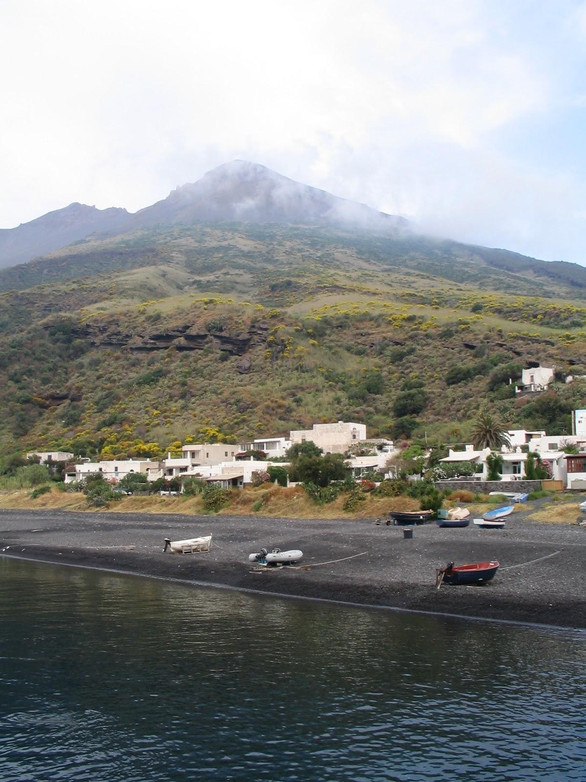 Ilha de Stromboli   Itália